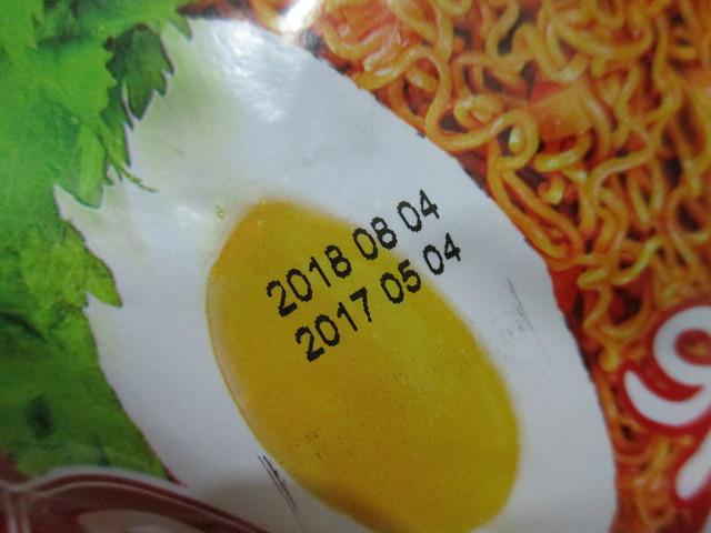 Expiry date