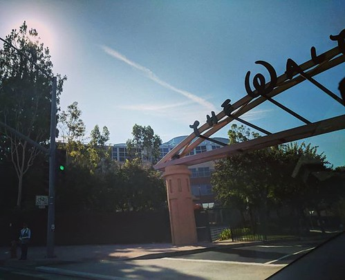 Short Sighted #disney #studios #sky #silhouette #thewalt | by brendan-c