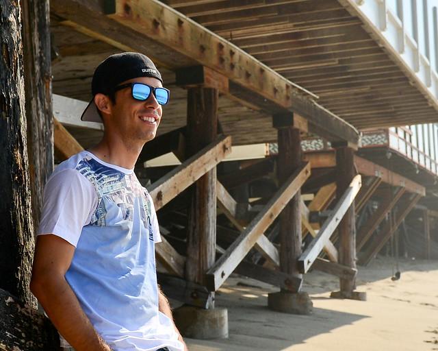 Diario de un Mentiroso en las playas de Malibú de Estados Unidos