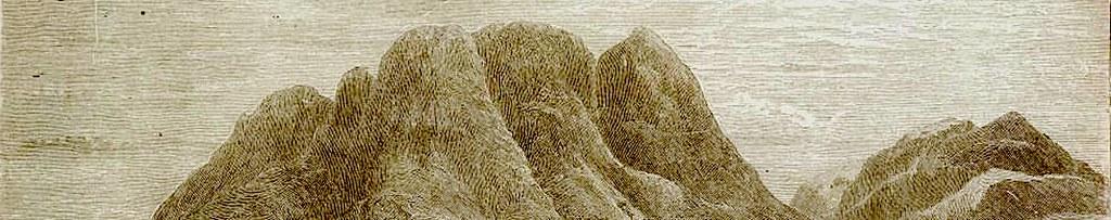 Гора Синай - гора Божия.