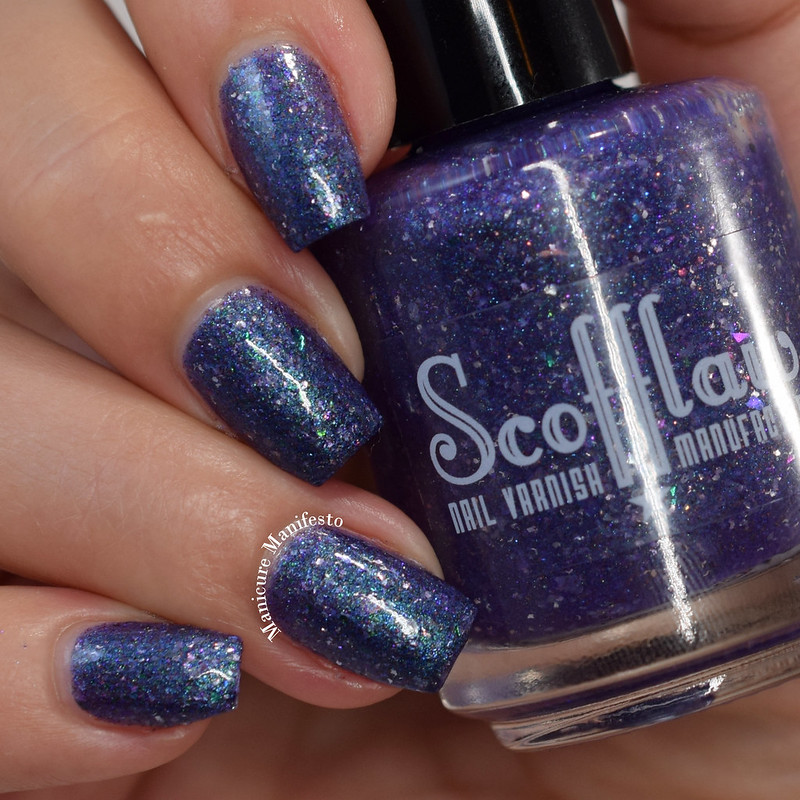 Scofflaw Nail Varnish Prince review