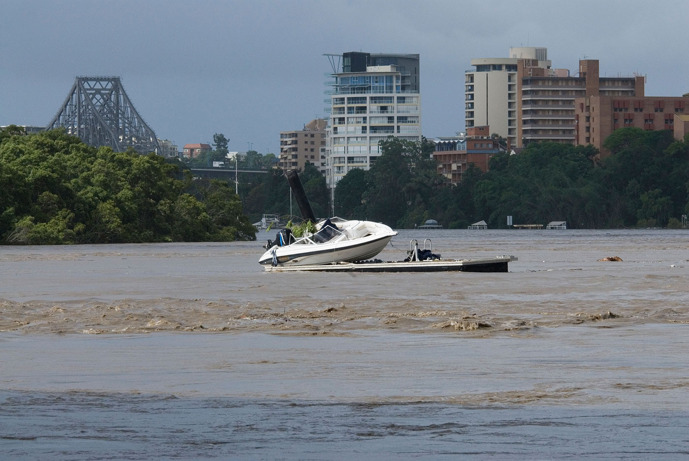2011 Queensland Floods: The Big Wet
