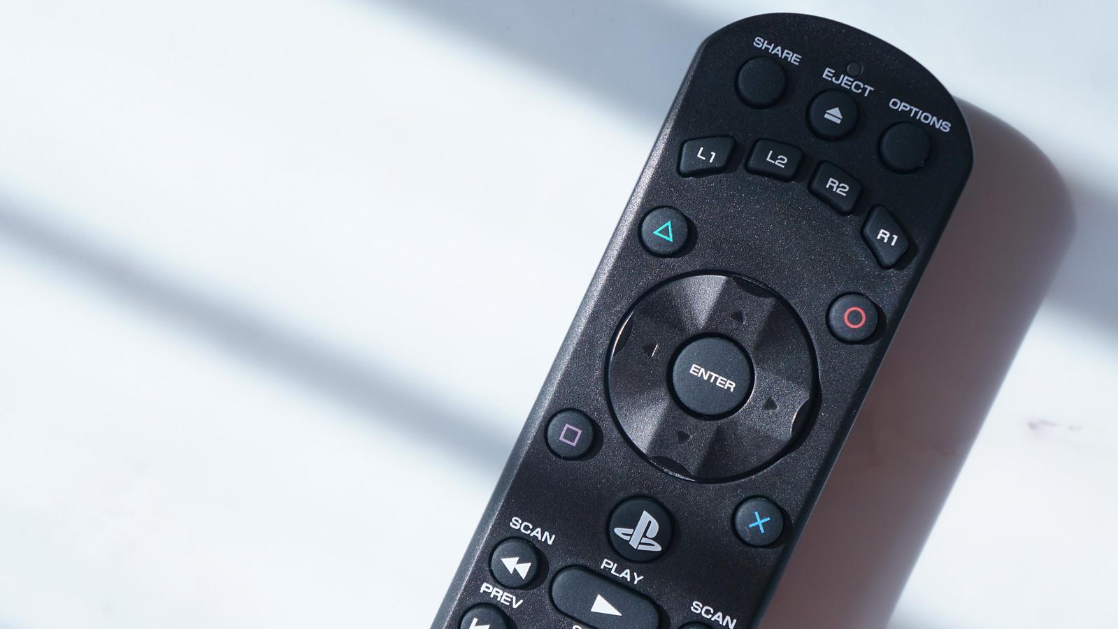 リモートコントローラー for PlayStation 4のボタン
