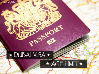 cover for What is the Dubai Visa Age Limit & Other Information