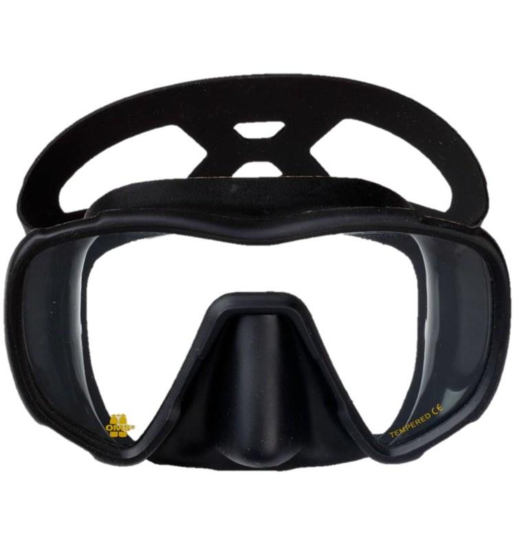 OMS Tatoo máscara gafas buceo