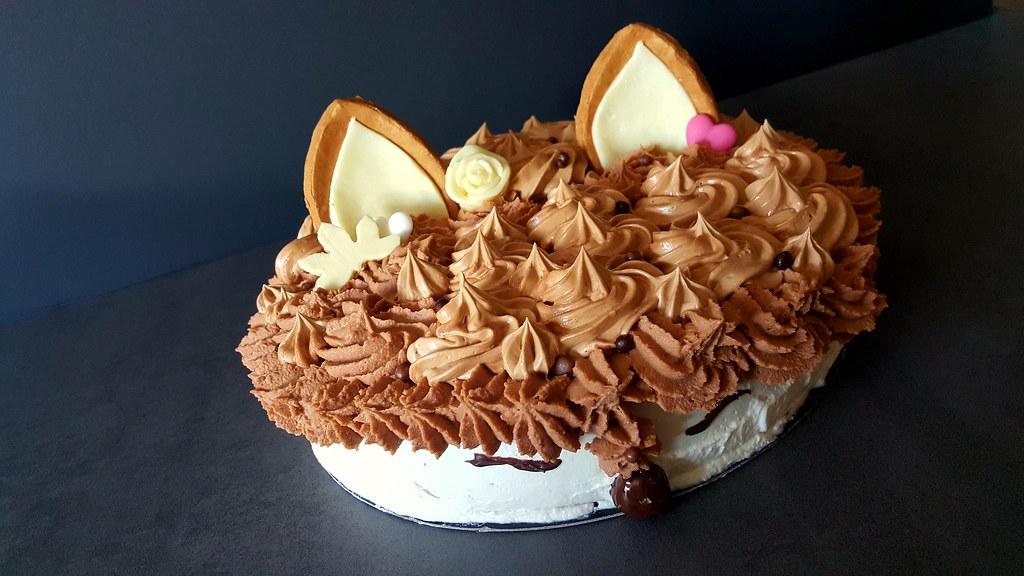 Joyeux Anniversaire Zoe Royal Chocolat Framboise Flickr