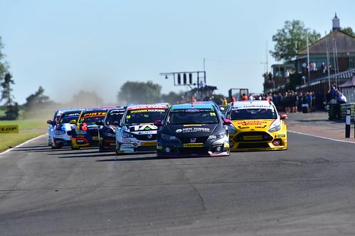 British Touring Car Championship, Croft 2018