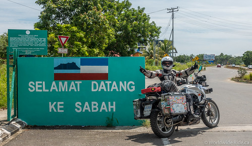 Sabah Border | by Worldwide Ride.ca