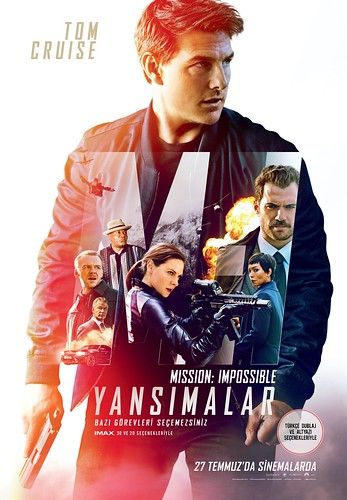 Mission: Impossible – Yansımalar - Mission: Impossible – Fallout (2018)