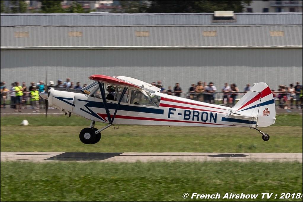 ADEMAI , Adam SHAW, Piper PA-18 Super Cub - F-BRQN , AéroLac Annecy 2018 , Canon EOS , Sigma France , contemporary lens , Meeting Aerien 2018