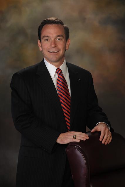 Portrait photograph of Jon Waggoner