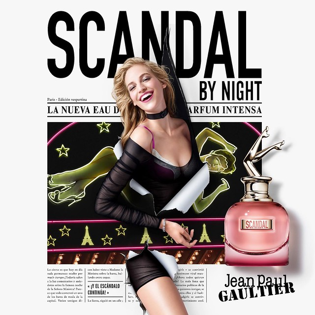 Jean Paul Gaultier presenta 'Scandal By Night'.