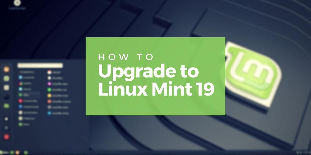 linux-mint-19-upgrade