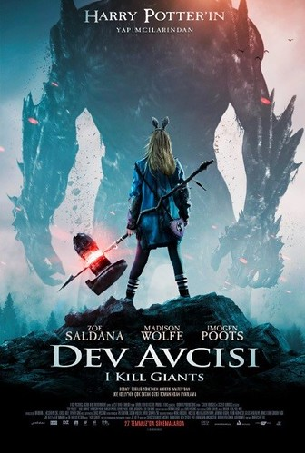 Dev Avcısı - I Kill Giants (2018)