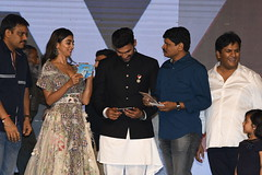 Saakshyam Movie Audio Launch Stills