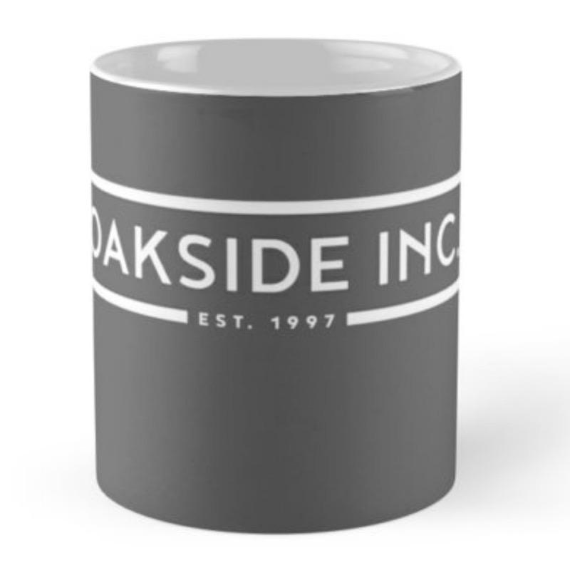 Oakside Inc. Mug Design