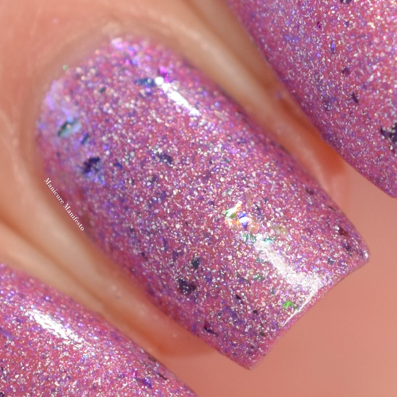 Girly Bits Pink Holo