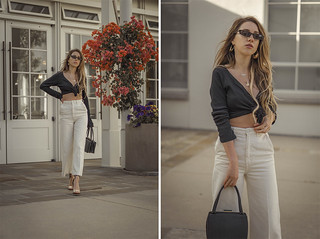 high_waisted_wide_white_jeans_clear_shoes_heels_street_style_outfit_fashion_blogger_vintage_lena_juice_the_white_ocean_02 | by Lena Juice