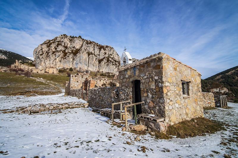 Ermita de Sant Miquel de Peguera