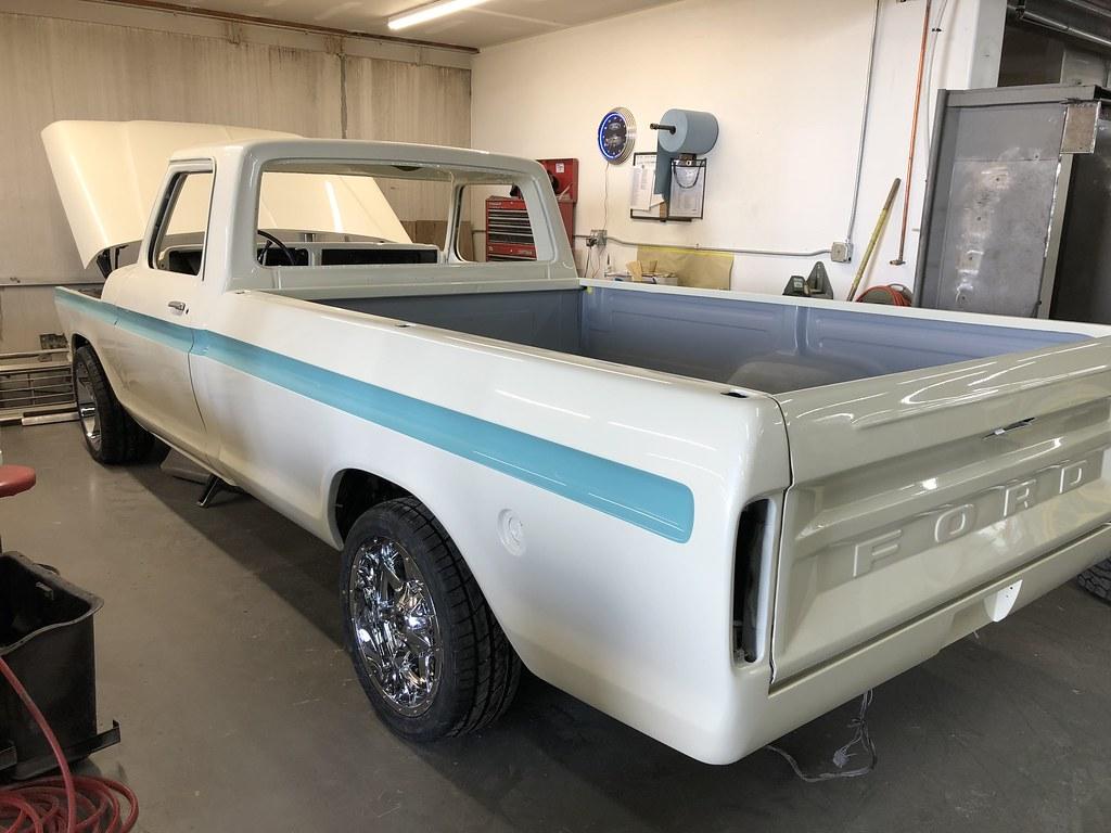 f250 ford 1973