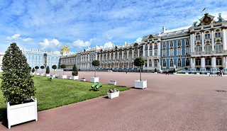 St Petersburgh - Queen Catherine's Palace | by hamlet3003 .