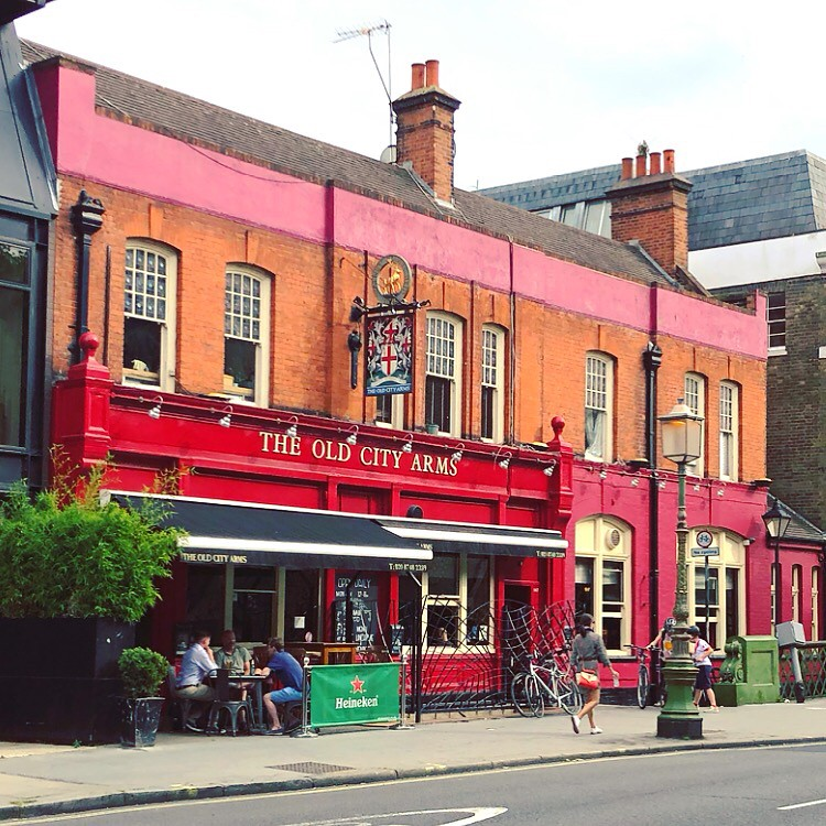 Image result for The Old City Arms hammersmith pub