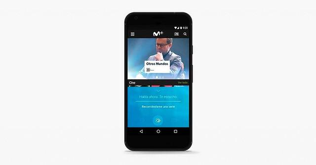 Aura ya disponible en España a través de la app de Movistar+