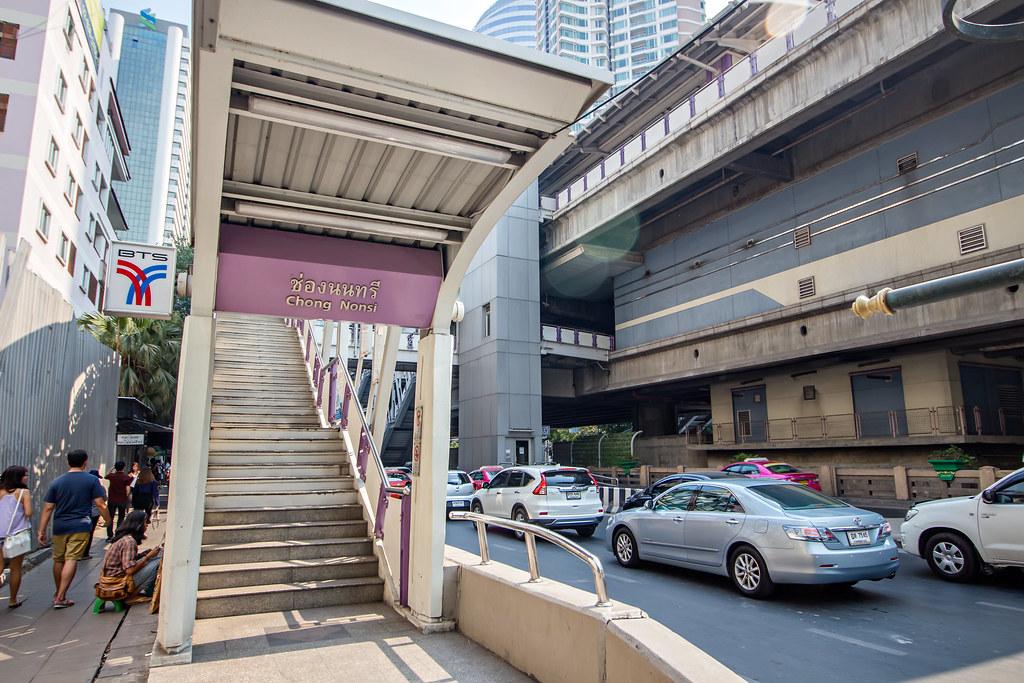 [Hotel Review] Holiday Inn Express Bangkok Sathorn - Alvinology