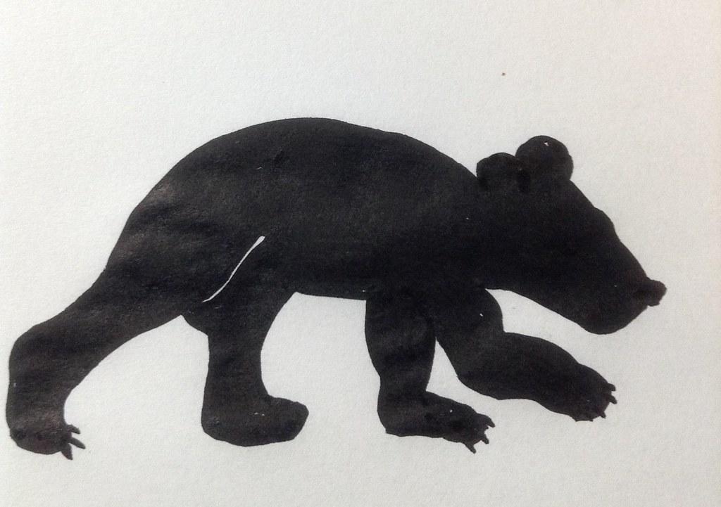 黃美秀表示,讓小黑熊健康存活、重返森林是重要目標。圖片提供:蔡雅瀅,本圖根據王惠美老師提供照片繪製。