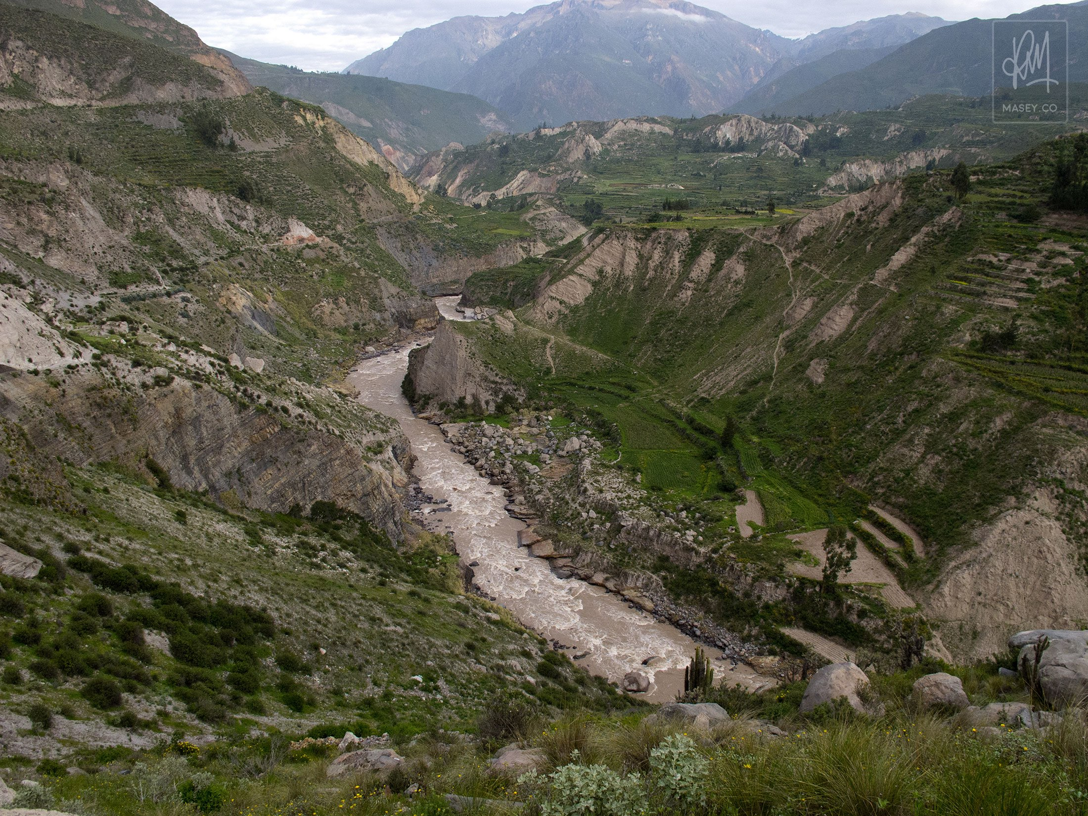 G Adventures South America: Day 7 - Colca Canyon