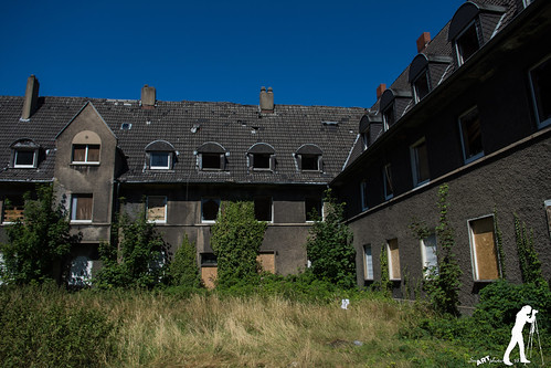 Lost Places: Die Bergarbeiter Siedlung | by smartphoto78