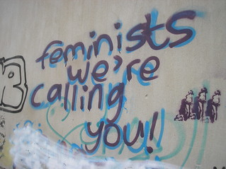 feminism wanted | by Walt Jabsco