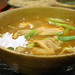 chicken curry soba