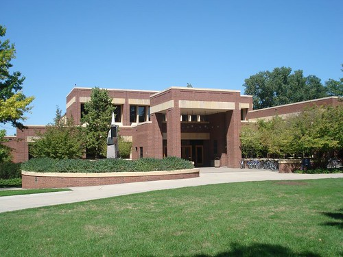 Gould Library | by Pegasus Librarian