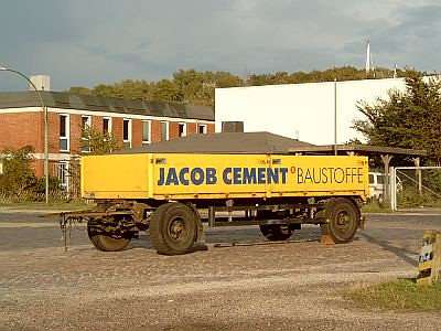 Jacob Cement Baustoffe | by fleno.de