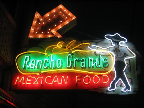 El Rancho Grande Mexican Restaurant West Carrollton Oh