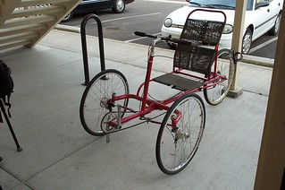 Co-Motion recumbent trike | by ♥GOLDonSILVER♥