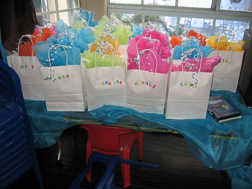 Grab bags for the kiddies | by Mighty June