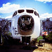 flying boxcar. tucson, az. 1999.