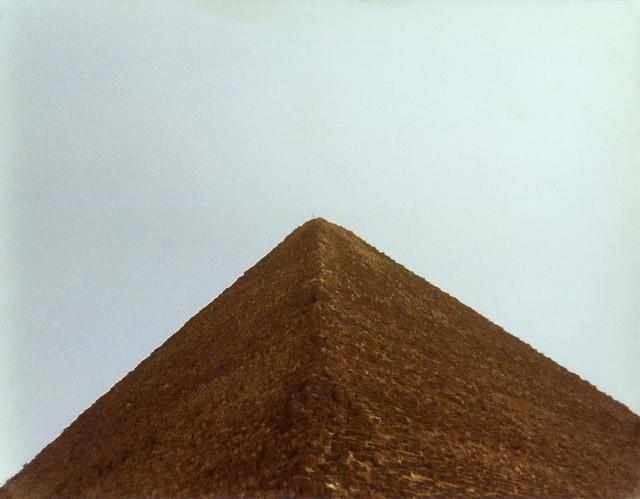 Pyramid climb