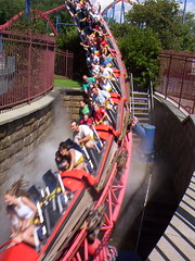 Superman: Ride of Steel at Six Flags New England | by The Coaster Critic