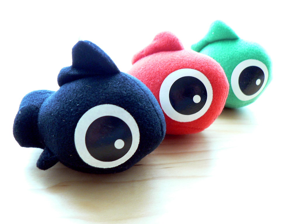"""big fish eyes 