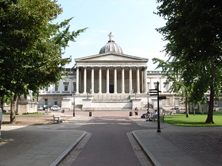 University College London, by William Wilkins | by stevecadman