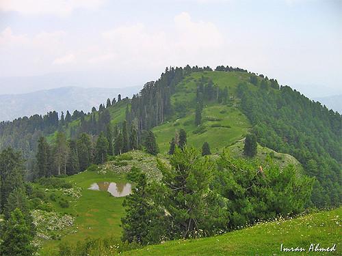 Mushkpuri Top Mukeshpuri Is 2800m 9100 Feet High