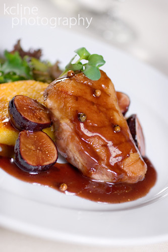 Duck Breast with Figged Port Demi Glace | by kcline