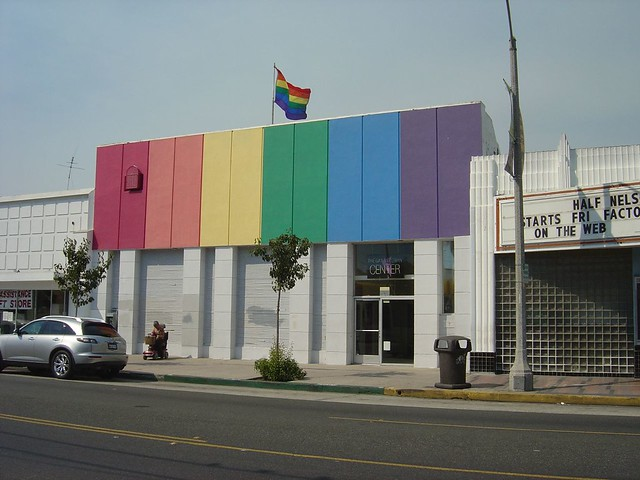 Gay and lesbian center of long beach