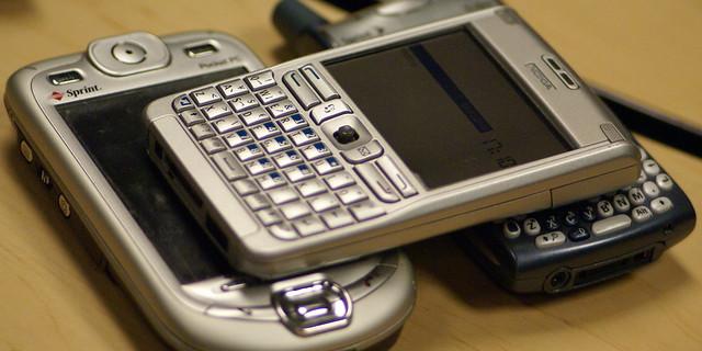 Smartphones!