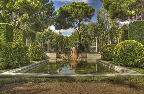 Los jardines de cecilio rodriguez hdr los jardines de for Los jardines de lola