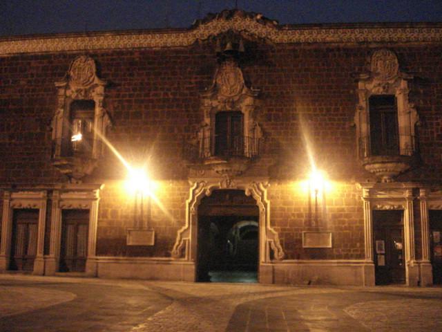Palacio de gobierno exterior del palacio de gobierno de for Gobierno exterior