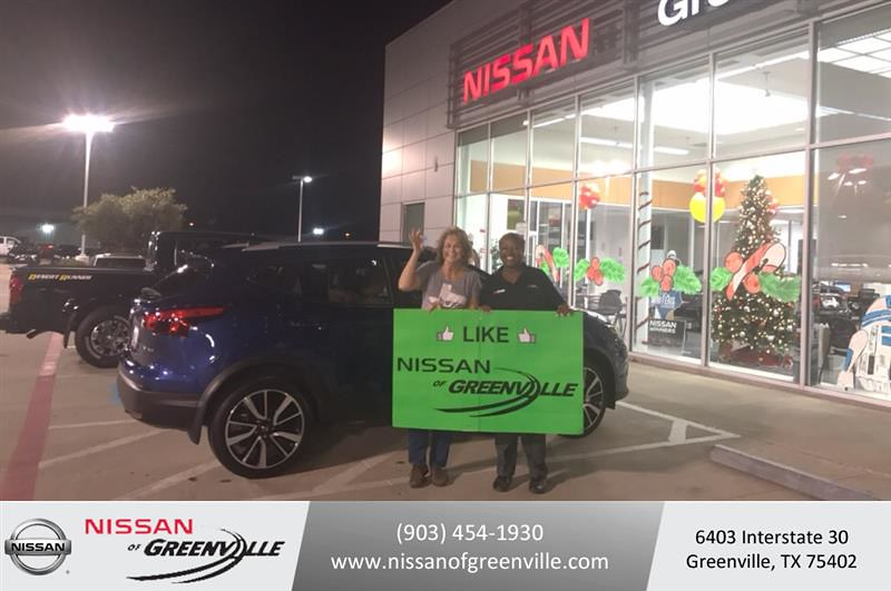 #HappyBirthday To Janice From Queenie Sibley At Nissan Of Greenville! | By  Greenville.